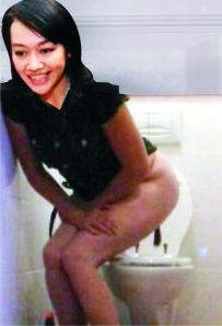 Trik menghindari BAB di toilet umum yang jorok.